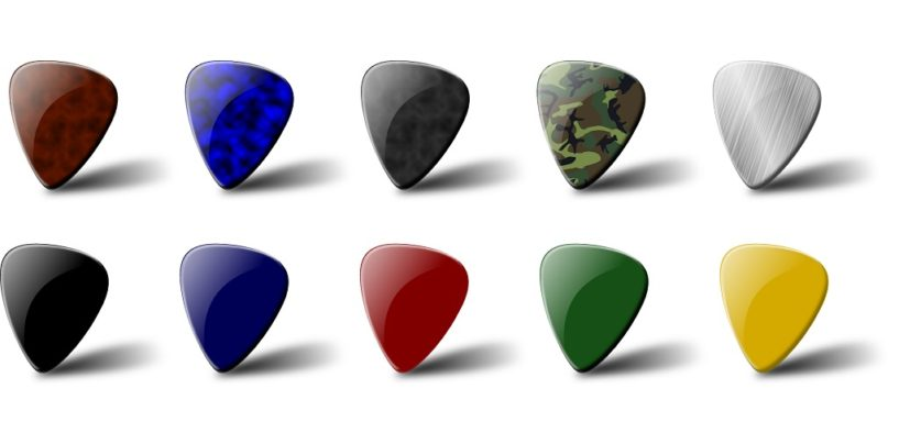 Picks, How to Choose One and Hold It