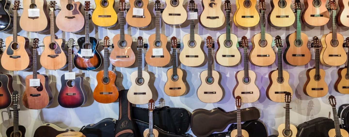 Top 5 Acoustic Guitar for Beginners